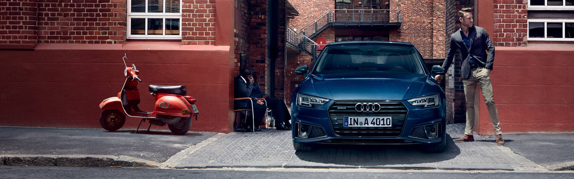 A4 Saloon 2019 A4 Audi Jamaica