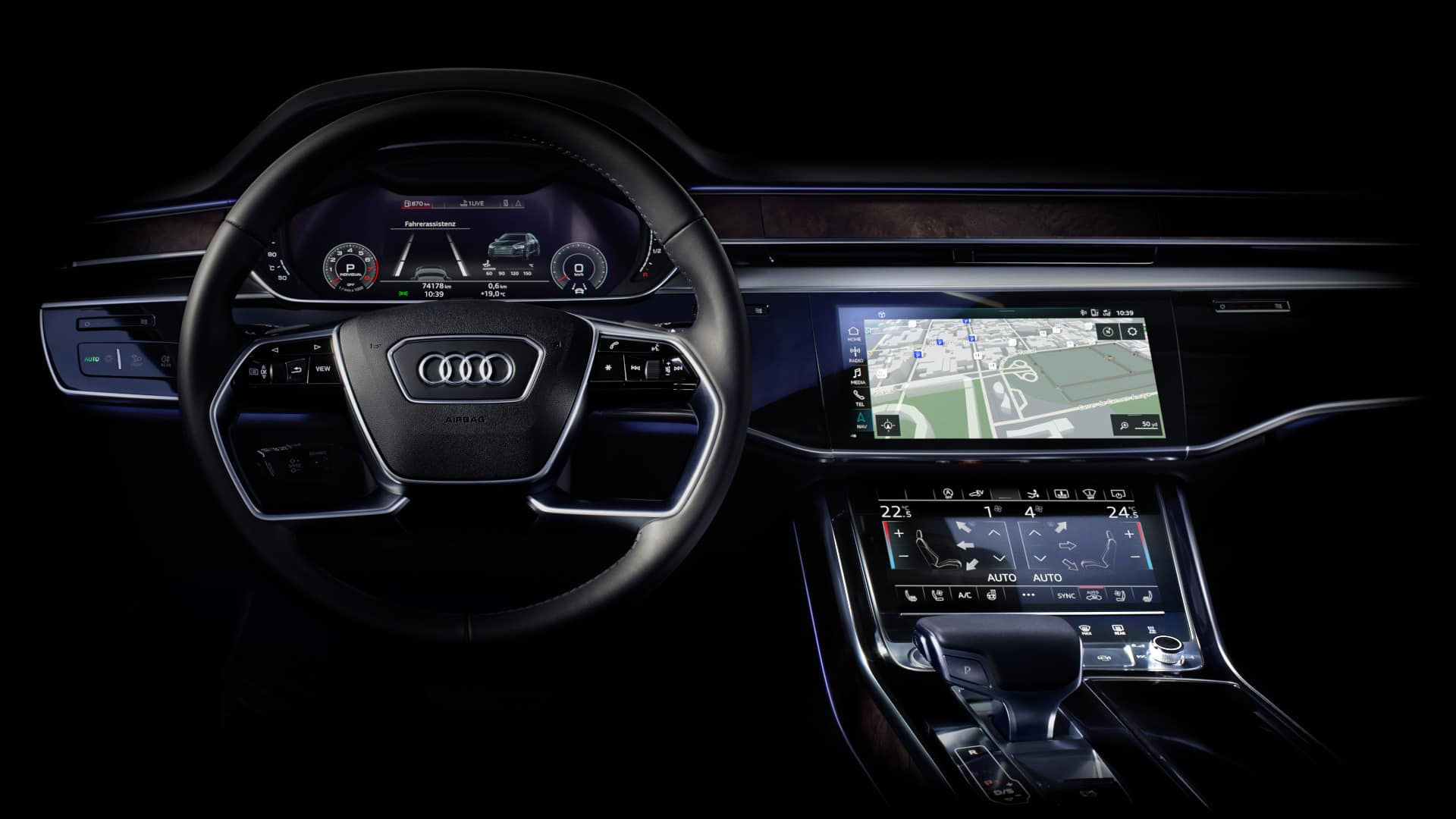 The new audi a8 audi jamaica display target input sciox Image collections