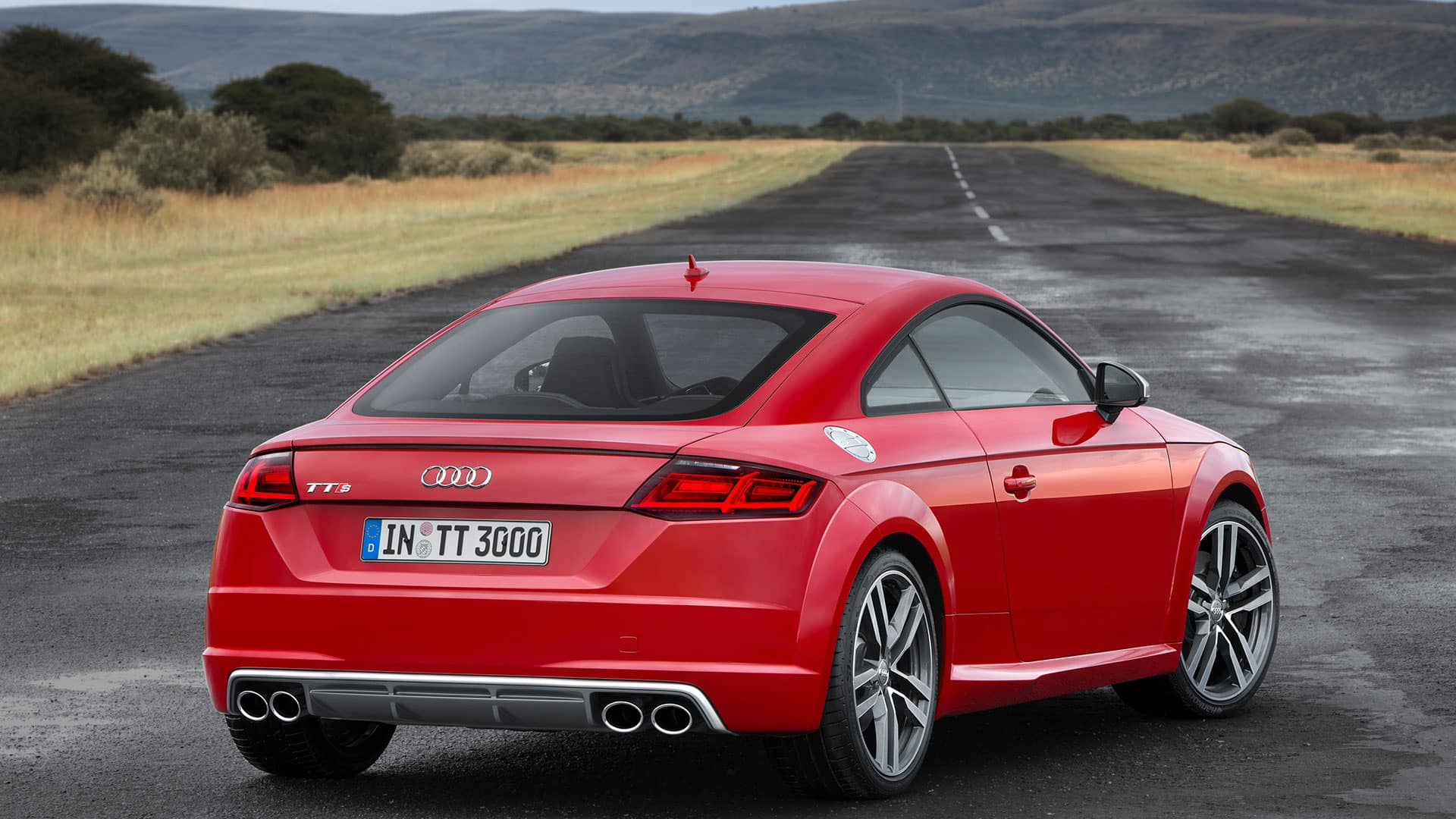 Audi TTS Coupe > TT > Audi Jamaica